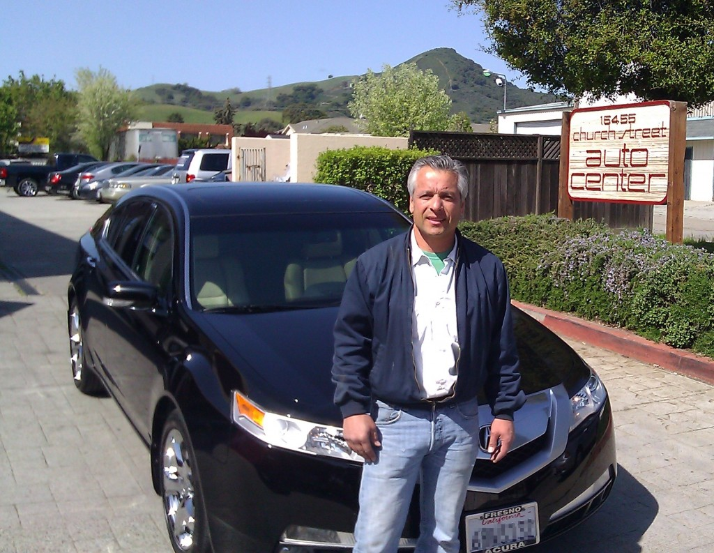 Larry Biral - Owner, Morgan Hill Auto Body - Morgan Hill, CA